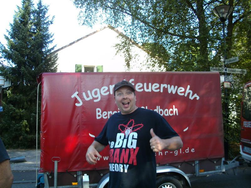 Straßenfest Frankenstraße 2012